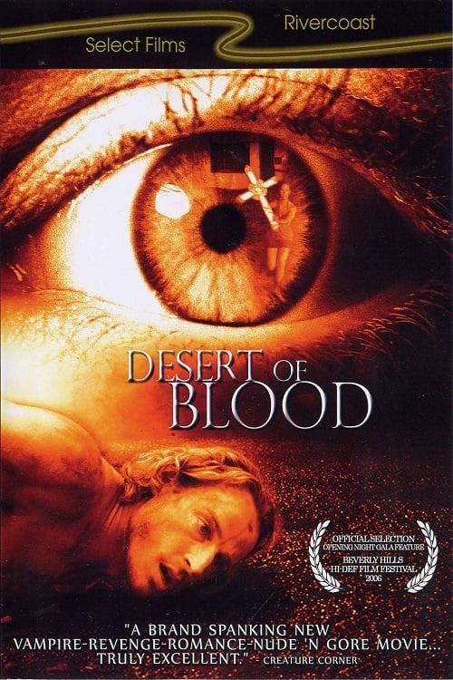 Desert of Blood - Nachtritter - Poster