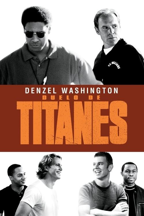 Remember the Titans Peliculas gratis