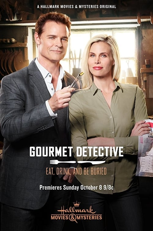 Gourmet Detective: Eat, Drink and Be Buried Trailer 2017
