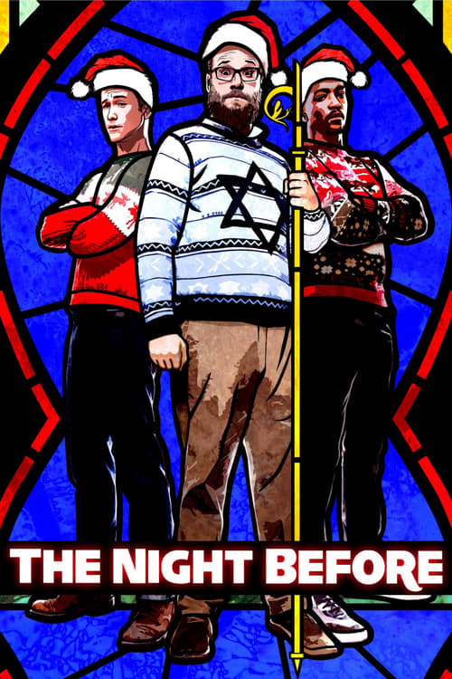 The Night Before film en streaming