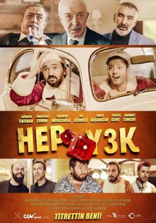 |TR| Hep Yek 3 (AUDIO)