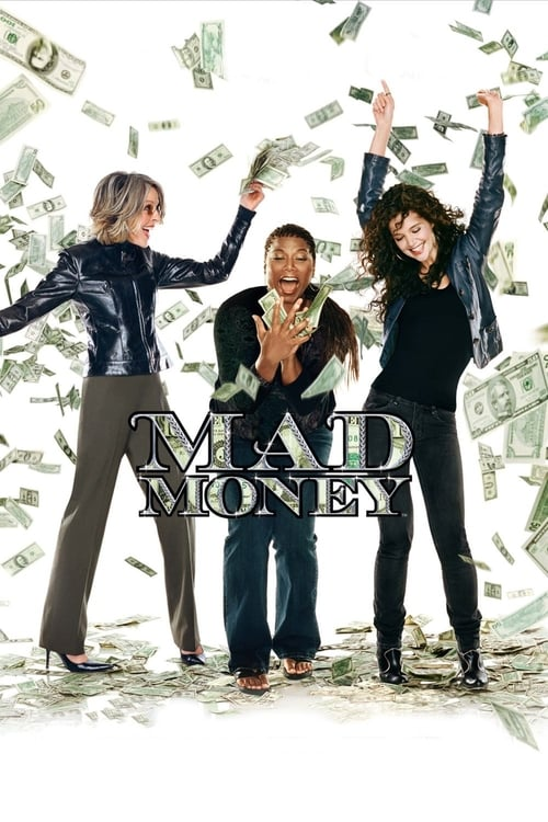Mad Money - Poster