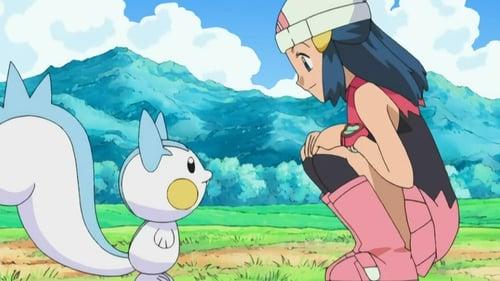 Pokémon: Diamond and Pearl – Épisode Twice Smitten, Once Shy!