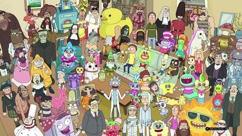 Rick and Morty - Season 2 - Episode 4: Total Rickall