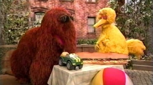 Sesame Street: Season 41 – Episod Up In The Air