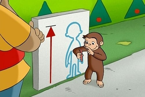 Curious George: Season 1 – Episod Curious George vs. The Turbo Python 3000