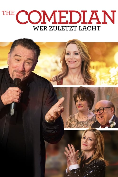 Poster von The Comedian: Wer zuletzt lacht