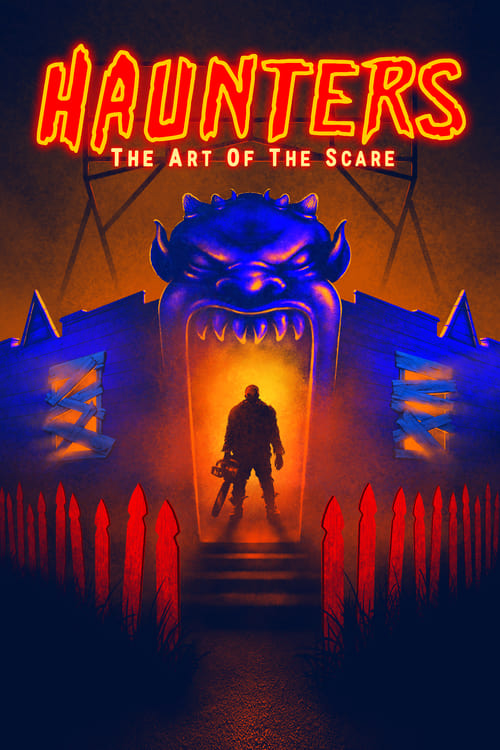 Filme Haunters: The Art of the Scare Grátis