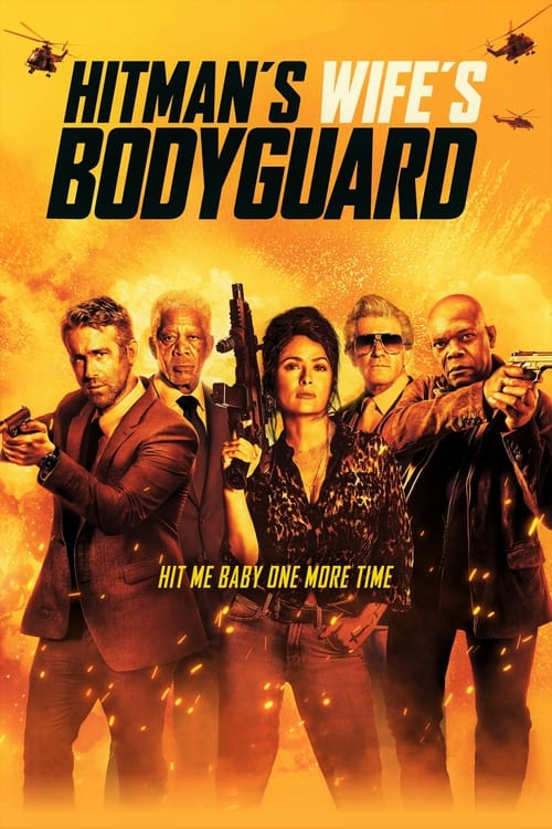 Hitman's Wife's Bodyguard Found on the website