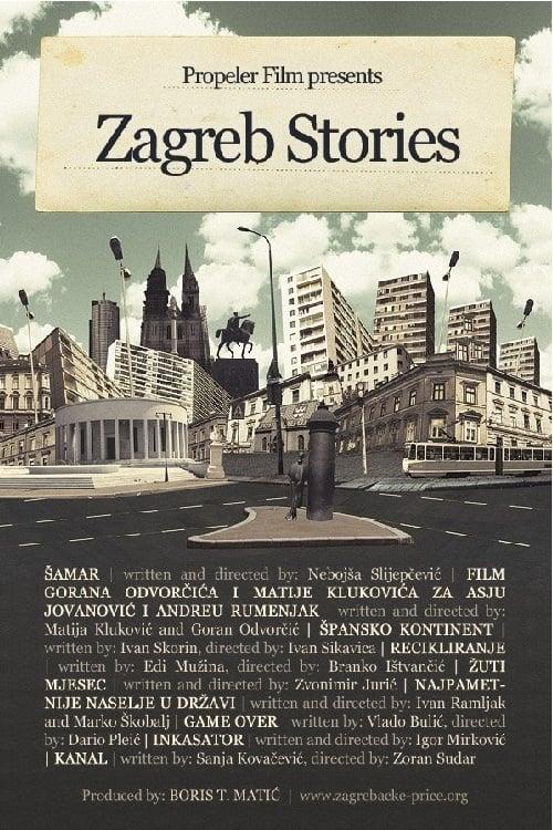 Zagrebačke priče poster