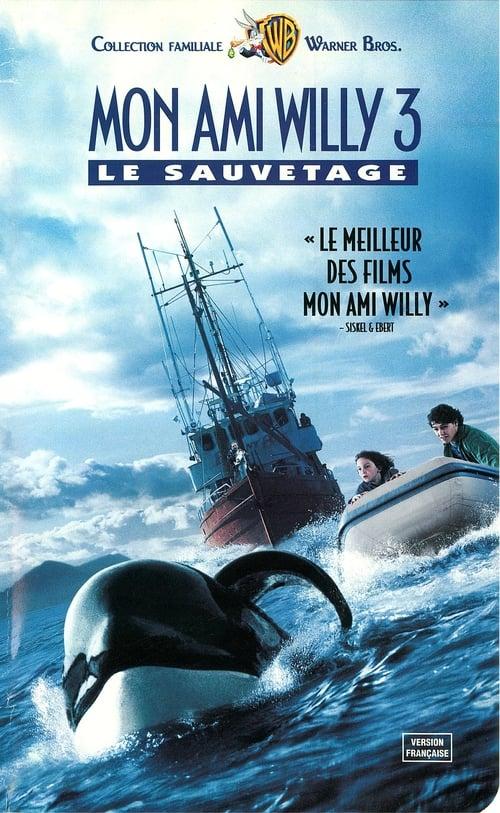 Sauvez Willy 3 : La poursuite