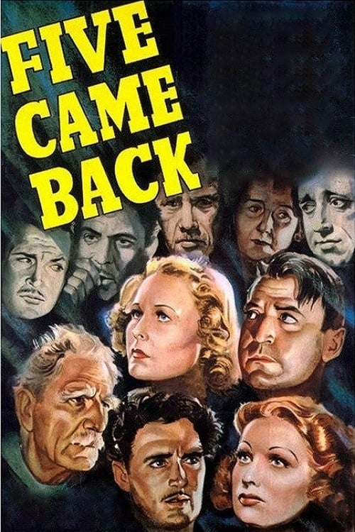 Five Came Back (1939)