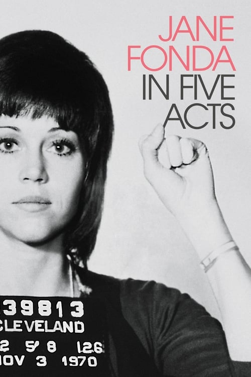 Poster for Jane Fonda in Five Acts