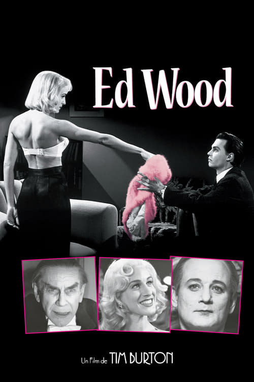 Regarder Ed Wood (1994) Streaming HD FR