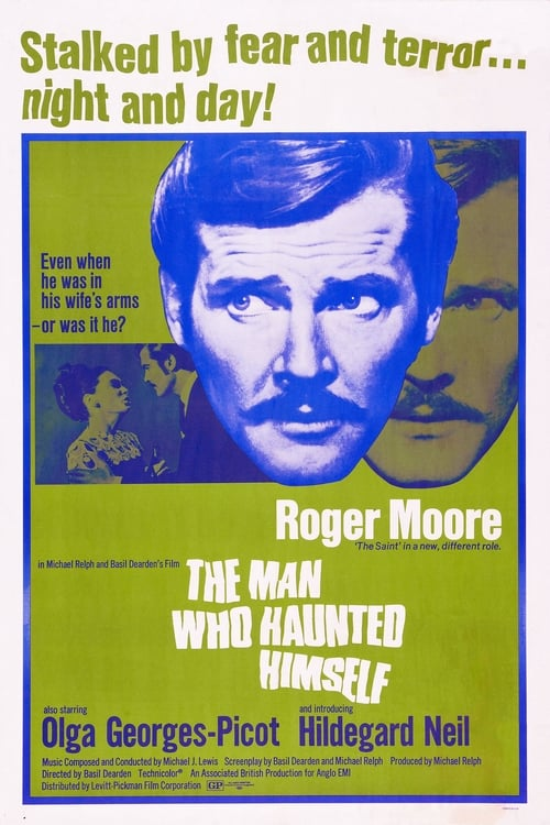 Largescale poster for The Man Who Haunted Himself