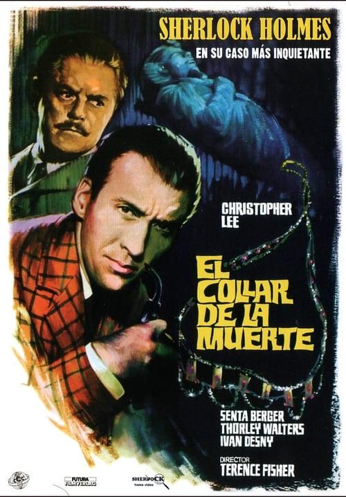 Film Sherlock Holmes und das Halsband des Todes Plein Écran Doublé Gratuit en Ligne FULL HD 1080