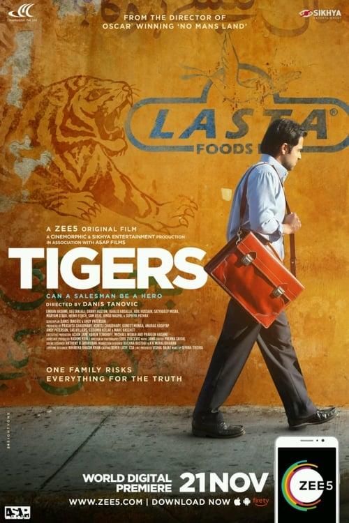 Assistir Tigers - HD 720p Legendado Online Grátis HD