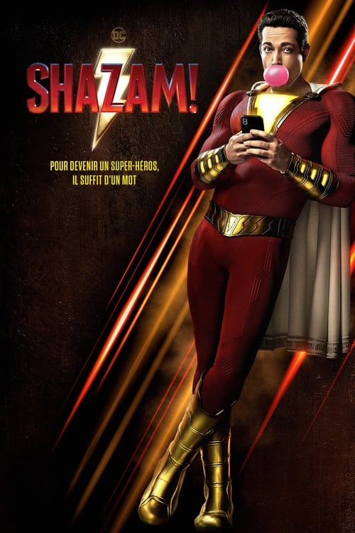 Télécharger Shazam! Film en Streaming HD