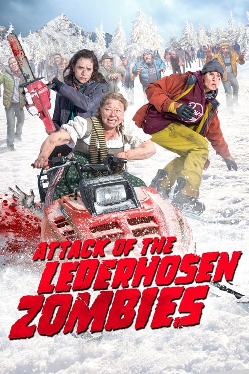 Angriff der Lederhosenzombies Movie Poster