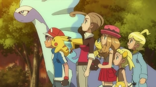 Pokémon: XY – Épisode Coming Back into the Cold!