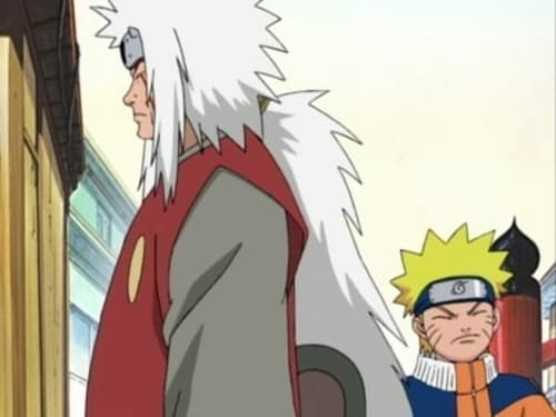 Naruto: Season 2 – Episode Long Time No See: Jiraiya Returns!