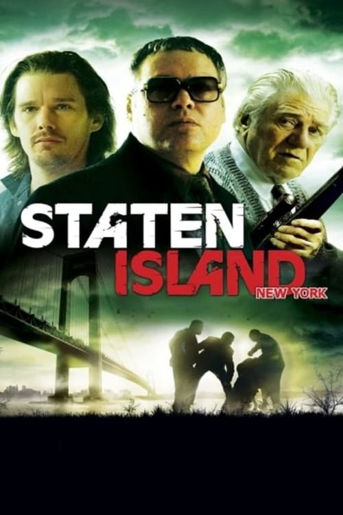 Largescale poster for Staten Island