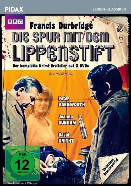 Mira Francis Durbridge - Die Spur mit dem Lippenstift Con Subtítulos En Español