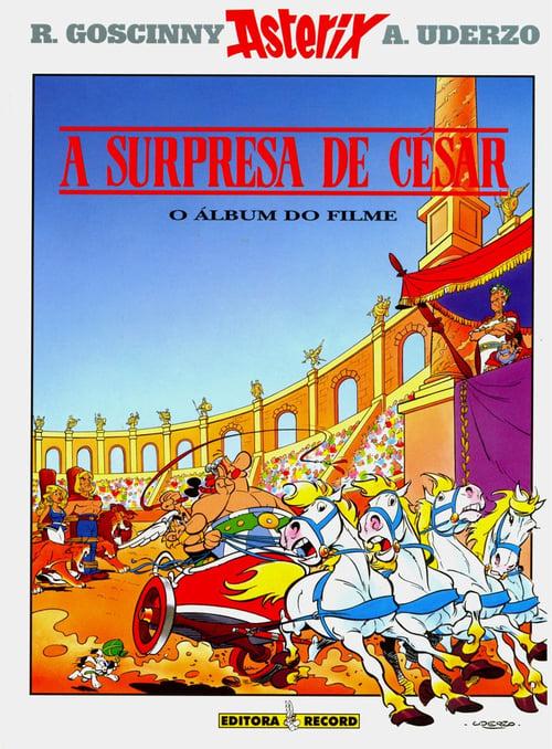 فيلم Asterix vs. Caesar مدبلج 1985