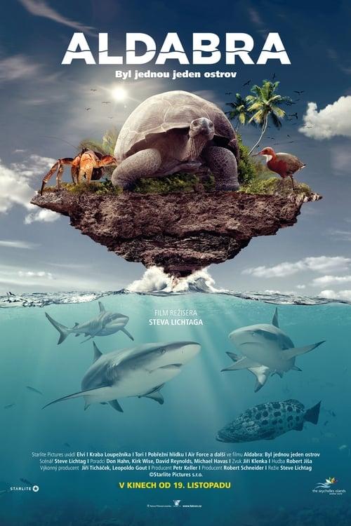 Filme Aldabra: Byl jednou jeden ostrov Grátis