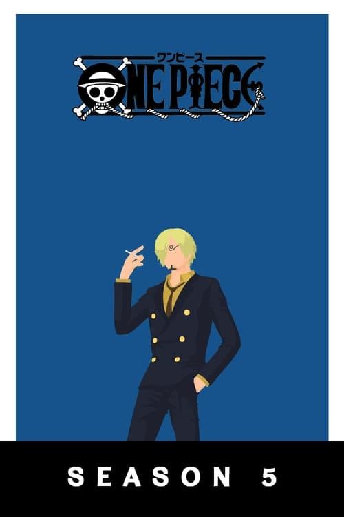 One Piece Season 5