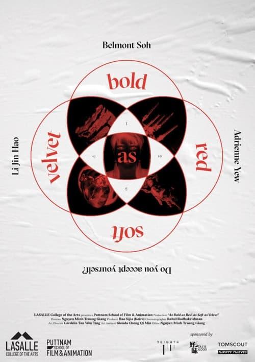 As Bold as Red, as Soft as Velvet