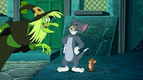Tom and Jerry Tales: Season 2 – Episode Which Witch!