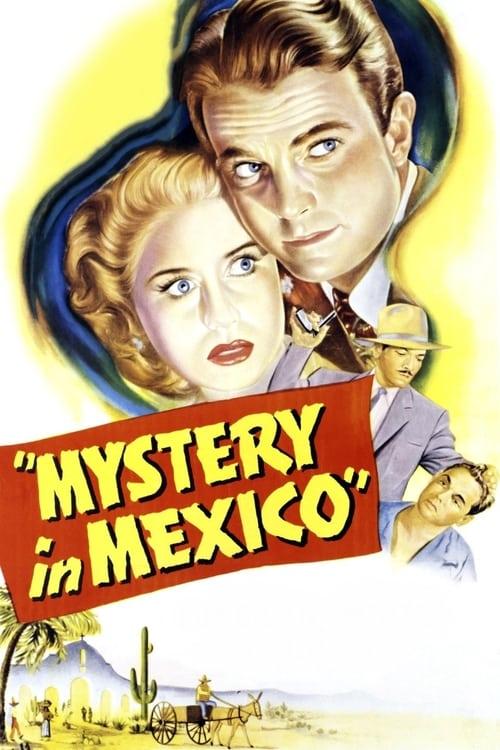 فيلم Mystery in Mexico مع ترجمة باللغة العربية