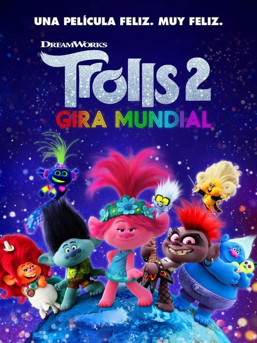 Trolls World Tour pelicula completa