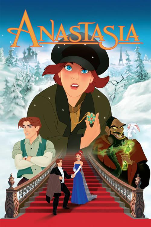 ➤ Anastasia (1997) streaming Netflix FR