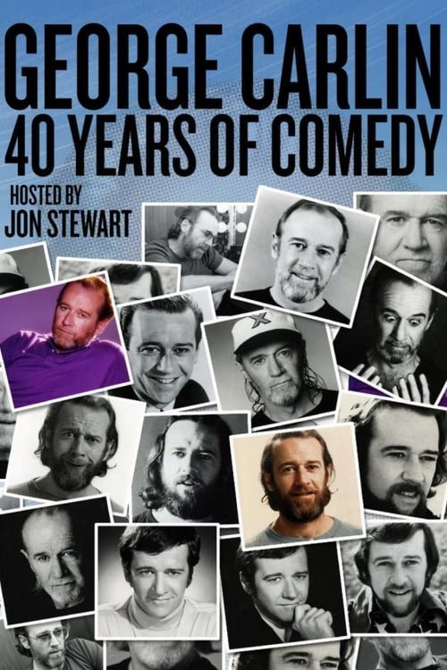 Mira La Película George Carlin: 40 Years of Comedy Gratis En Español