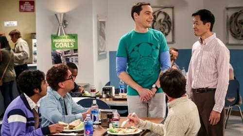 The Big Bang Theory - Season 12 - Episode 4: The Tam Turbulence