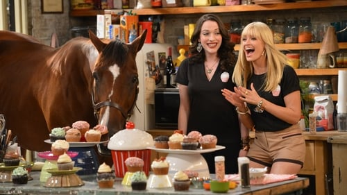 2 Broke Girls: Season 2 – Episod And the Cupcake War