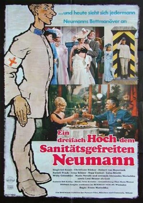مشاهدة الفيلم Ein dreifach Hoch dem Sanitätsgefreiten Neumann مجانا على الانترنت