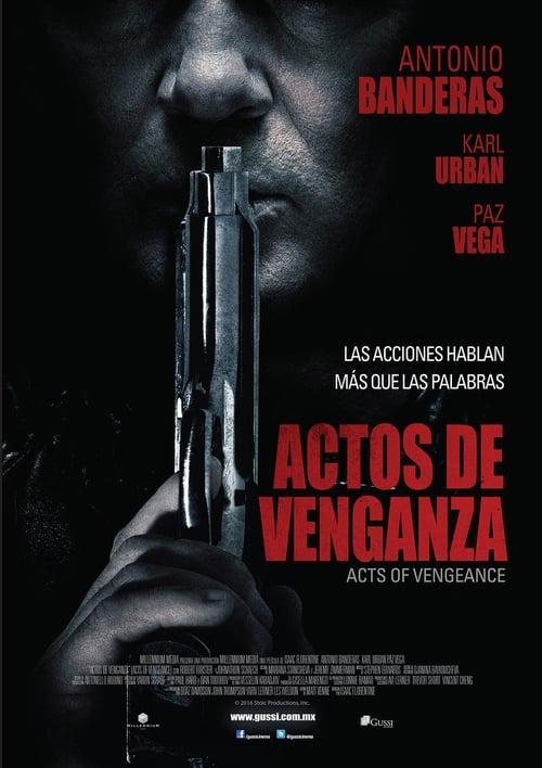 Película Actos de venganza Doblada En Español