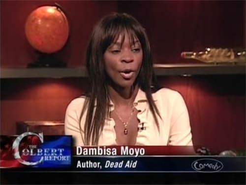 The Colbert Report: Season 5 – Episod Dambisa Moyo
