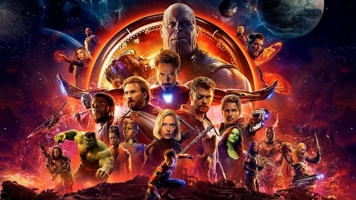 Avengers: Infinity War (2018) (Hindi Dubbed)
