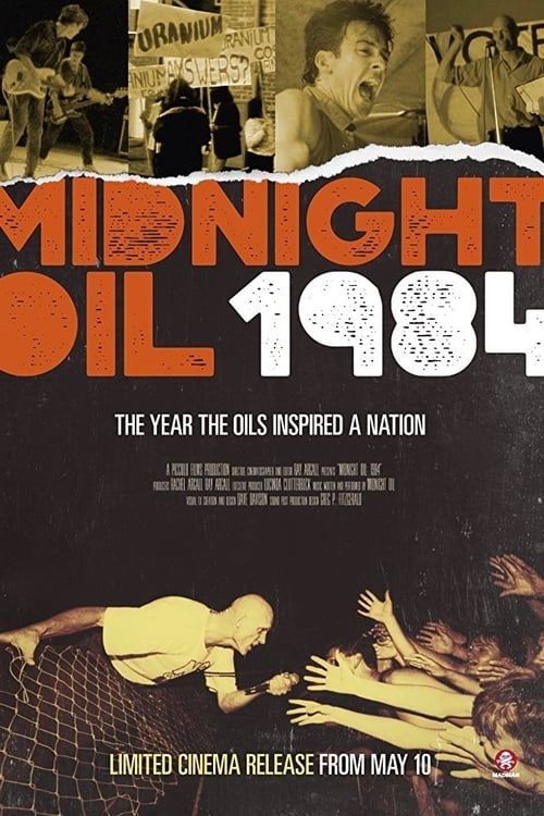 مشاهدة Midnight Oil: 1984 في نوعية HD جيدة