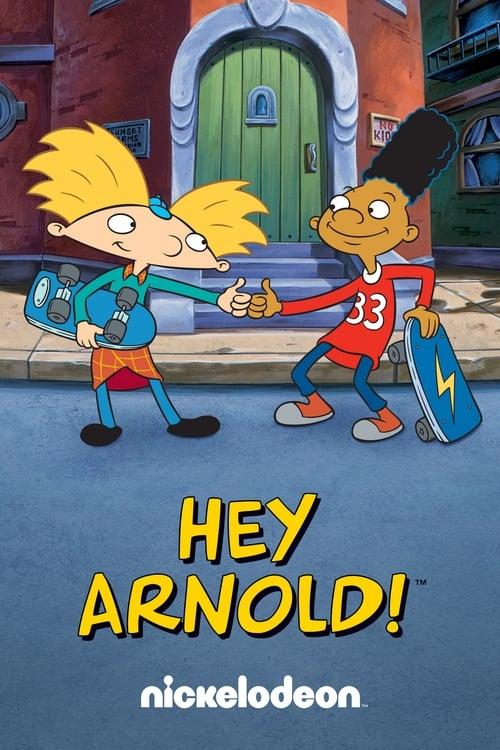 Hey Arnold!-Azwaad Movie Database
