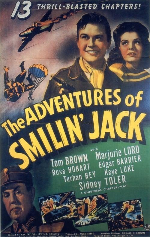 Mira The Adventures of Smilin' Jack Con Subtítulos En Línea