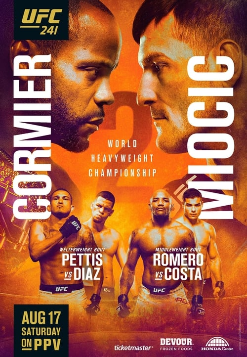 UFC 241: Cormier vs. Miocic 2 (2019)