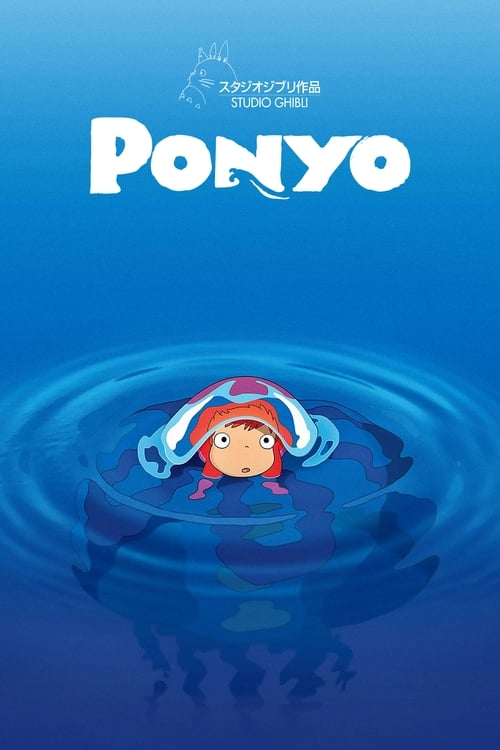 Streaming Ponyo (2008) Full Movie