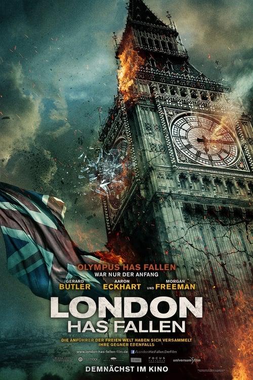 London Has Fallen - Poster