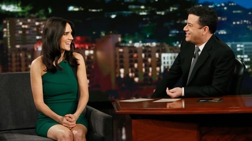 Jimmy Kimmel Live 2015 Hd Tv: Season 13 – Episode Jennifer Connelly, Judd Apatow, Twenty One Pilots