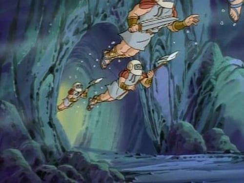 Teenage Mutant Ninja Turtles 1993 Amazon Video: Season 7 – Episode Atlantis Awakes
